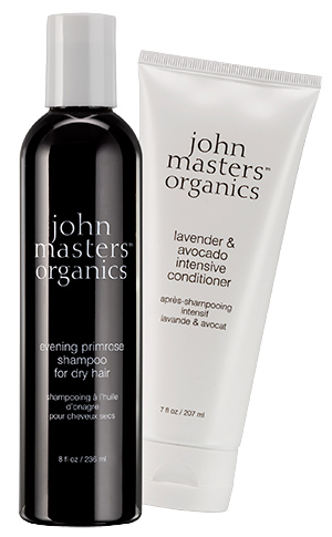 John Masters Organics Shampoo and Conditioner - The Organic Choice