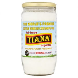 The Organic Choice | Tiana Fairtrade Organics Extra Virgin Coconut Oil