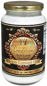 The Organic Choice | Tropical Traditions Gold Label Virgin Coconut Oil