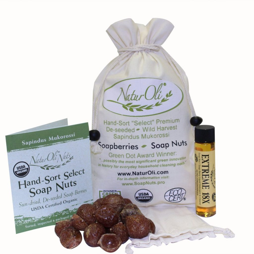 NaturOli Soap Nuts | The Organic Choice