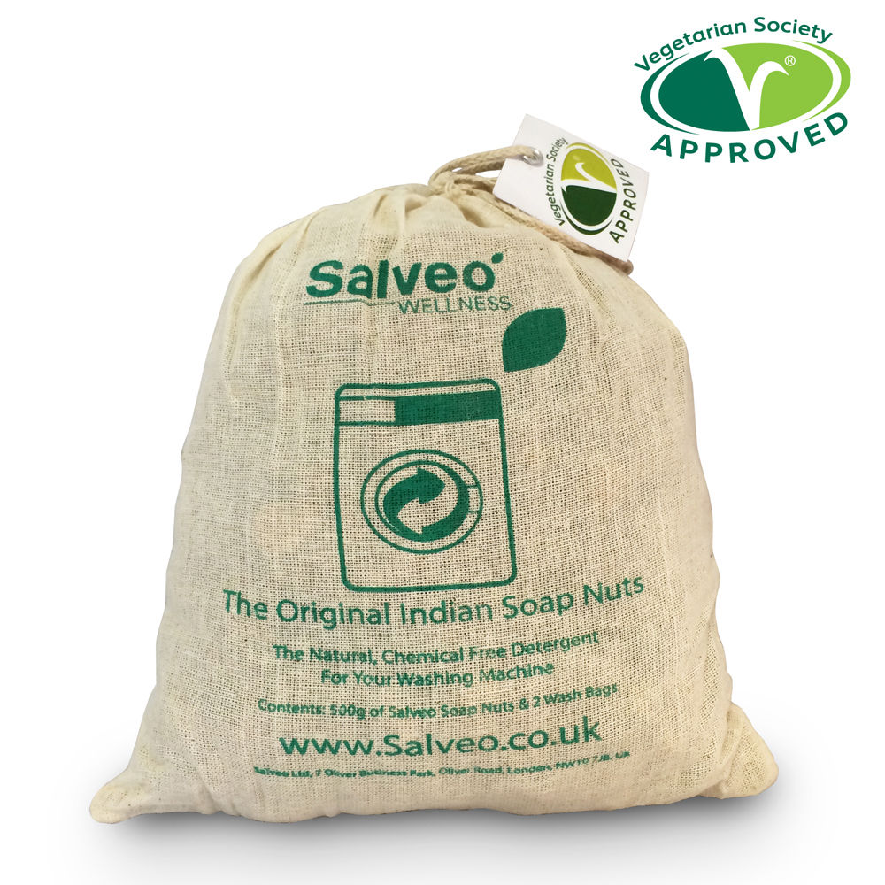 Salveo Soap Nuts | The Organic Choice